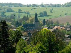 Simpelveld (Limburg ), Nederland.