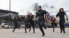 Captain America: Civil War (2016) by Anthony & Hoe Russo