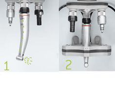 Assistina Reprocessing Devices Perfectly maintained instruments are longer lasting. Correct cleaning and lubrication are essential to the function and long working life of dental instruments.