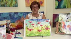 Drip Techniques with Gelatos: Donna Downey Series