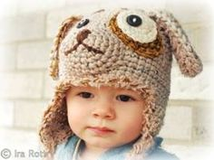 Love, love, love this hat for baby boy.  Hoping @Stephanie Gulliver can make something like this for me :)