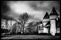 Abandoned Theme Parks in the UK | Unusual Days Out Articles