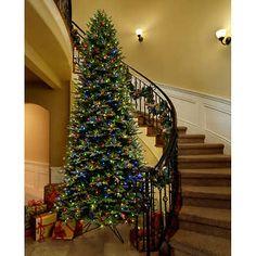 12 artificial aspen fir pre lit christmas tree