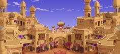 "Many American Voters Are In Favor Of Bombing Fictitious Land Of ""Agrabah"" From Aladdin - Activist Post Disney Magic, Disney Art, Disney Pixar, Disney Wiki, Aladin Disney, Aladdin Musical, Aladdin And Jasmine, Princess Jasmine, Susa"