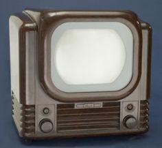 Bakelite TV