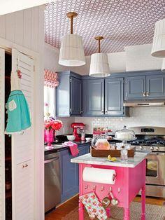 A Modern, Coastal Kitchen Remodel (On a Budget) : Home_improvement : DIY