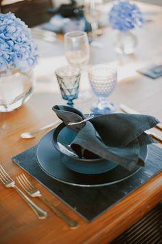 Decoracion mesa elegante Lidiaruiz