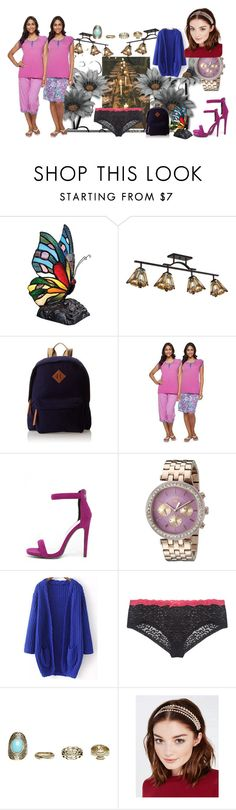 """""""Love  can only be true"""" by utitito on Polyvore featuring Quoizel, Madden Girl, Carole Hochman, Qupid, Juicy Couture, WithChic, Wet Seal, women's clothing, women's fashion and women"""