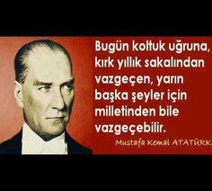 Mustafa Kemal Atatürk Sözleri Resimli