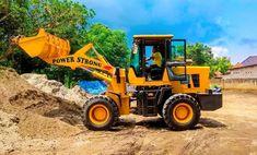 Wheel Loader Terbukti Performa Tinggi harga Best Price di area Mamuju Tractors, Vehicles, Rolling Stock, Vehicle, Tools