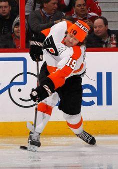 Scott Hartnell - Philadelphia Flyers Flyers Players, Flyers Hockey, Hockey Games, Hockey Players, Ice Hockey, Scott Hartnell, Nhl, Philadelphia Sports, Fly Guy