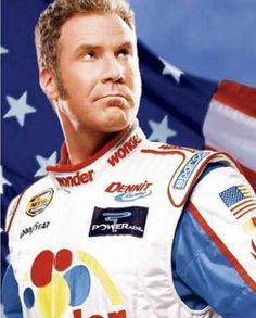 talladega nights on lisa loves life lessons college. Black Bedroom Furniture Sets. Home Design Ideas