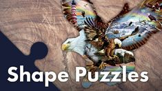 All Products — The Jigsaw Junction Puzzle Shop, Shape Puzzles, All Things, Shapes
