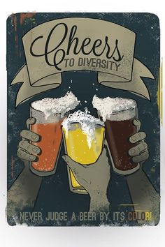 Never judge a beer by its color #beer nor a greeting like iGreets.Co ,unique greetings with a surprise twist.