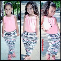 Love it. Adorable kids fashion