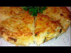 Tavada Patates Böreği - YouTube Protein Breakfast, Breakfast Recipes, Turkish Baklava, Turkish Recipes, Ethnic Recipes, Turkish Kitchen, Best Oatmeal, Steak And Eggs, Protein Foods