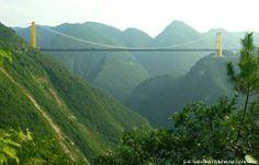 Sidu River Bridge Chine