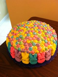 cute & easy Easter cake