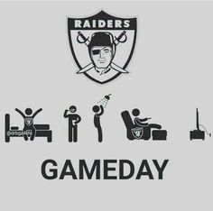 Raiders Stuff, Raiders Girl, Oakland Raiders Football, Raider Nation, Best Fan, Las Vegas, Fans, Speed Internet, Sports