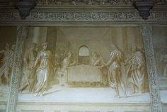 Chiostro dello Scalzo - Firenze - Andrea del Sarto - Danza di Salomé - 1522