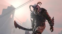 Middle-earth: Shadow of Mordor New screenshot Shows Nasty Looking Orc