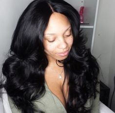 Brazilian bod wave hair from http://www.latesthair.com/