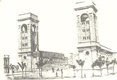 Catedral de Tacna en Construcción