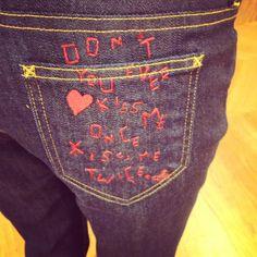VIVIENNE WESTWOOD Anglomania + lee jeans