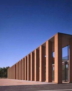 Carmassi Studio Di Architettura — Residenze E Servizi Del Campus Universitario Di Parma