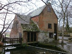 Place water mill is located on Christchurch quay and is of Anglo-Saxon origin. It has medieval stonework and tudor and century brickwork. Bismarck Battleship, Dorset England, New Forest, Bournemouth, Brickwork, Coventry, Hampshire, Castles, Places Ive Been