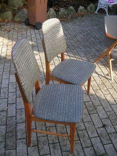 (6) FINN – Retro! Ryddesalg av retro stoler!