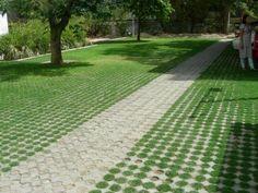Grass Pavers | Kesarjan Building Center