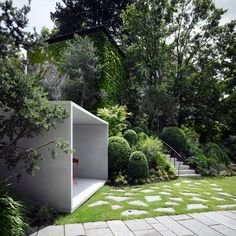 Smoking Pavilion by Gianni Botsford
