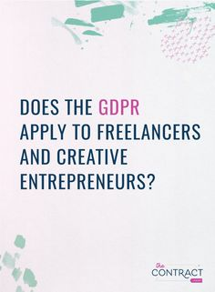 GDPR for Small Businesses: Everything You Need to Know. The General Data Protection Regulation, or GDPR, is on everyone& minds (and in all our inboxes) lately. But there& relief in sight with a fast approaching deadline of May for your compliance. Business Entrepreneur, Business Tips, Successful Online Businesses, Small Businesses, Blogging For Beginners, Social Media Tips, Email Marketing, How To Start A Blog, Need To Know