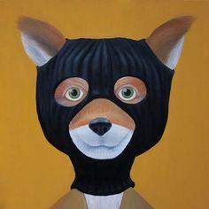 Fantastic Mr. Fox by Laura Weiszer
