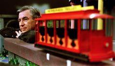 Mr. Rogers.  I miss him.