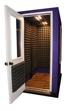 We are LA Vocal Booths! Based in Los Angeles, CA, we specialize in custom built vocal booths and sound isolation products for recording artists nationwide. Home Recording Studio Setup, Recording Booth, Home Studio Music, Production Studio, Music Production, Studio Room Design, Sound Isolation, Voice Acting, Home Office Chairs