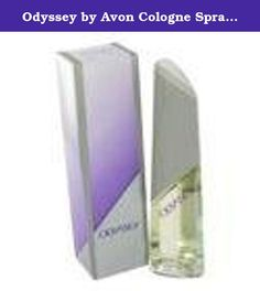 Odyssey by Avon Cologne Spray 1.7 oz Women. Sultry spices blended with mimosa lily of the valley and magnolia & musk. Recommened for evening wear.
