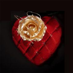 Pastel especial San Valentín El PArisien