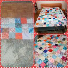 Quilt Patchwork Decke Patchwork Blanket