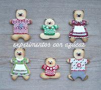 Experimentos con azúcar: PAPEL DE AZÚCAR (galletas)
