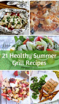 21 Healthy Summer Gr