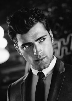Sean O'Pry. * and he's from Kennesaw, Ga!