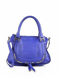 Chloé - Marcie Medium Shoulder Bag - Saks.com