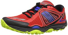 Brooks Men's Puregrit 3 Red Running Shoes 8 D(M) US  reviews  in 2015 | Pegaztrot Buyer Friend