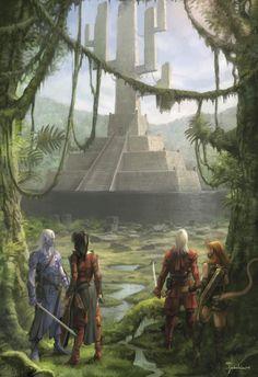 Kuluth-Mar Ziggurat