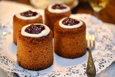Runeberg's cake, a classic Finnish delicacy, celebrating the national poet Johan Ludvig Runeberg. Finland Food, Gin, Yummy Snacks, Yummy Food, My Favorite Food, Favorite Recipes, Finnish Recipes, Cake Recipes, Dessert Recipes