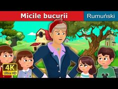 Micile Bucurii | Little Joys Story | Romanian Fairy Tales - YouTube 4k Uhd, Fairy Tales, Joy, Youtube, Fictional Characters, Fairytale, Fairytail, Being Happy, Youtubers