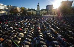 The rise of Islam in Russia