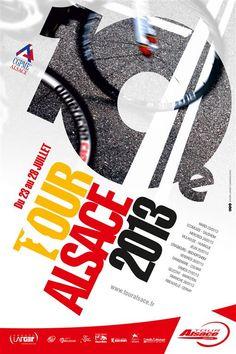 Cyclisme : Tour d'Alsace 2013. Du 23 au 28 juillet 2013. Bas-Rhin.
